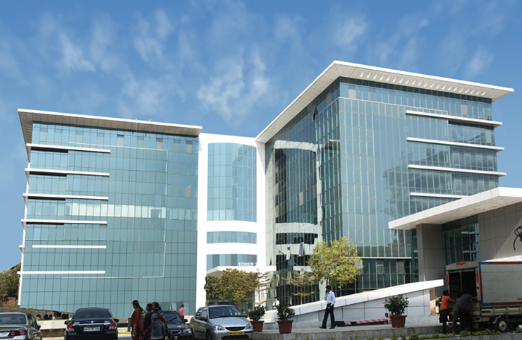 Piramal Peninsula Techno Park